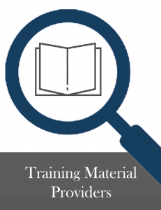 Training Material Providers