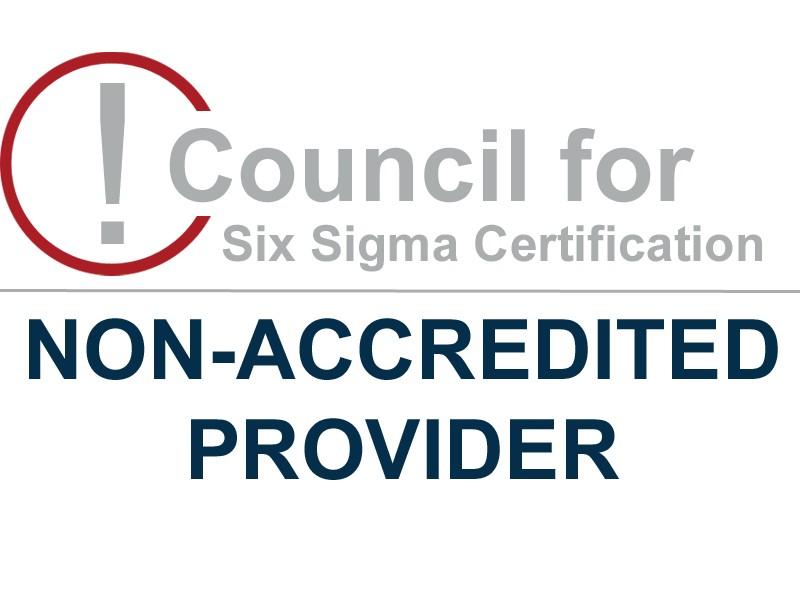 Non-Accredited-Provider