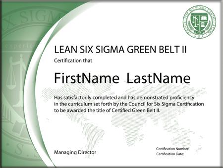 green belt certification - Kubre.euforic.co